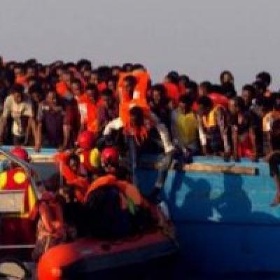 Les clandestins algériens débarquent en Sardaigne
