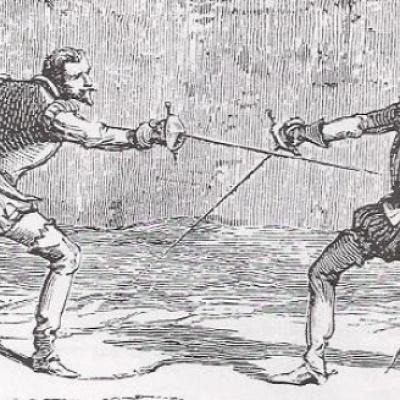 Le duel, cette passion française